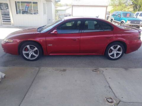 2005 Pontiac Bonneville for sale at Springfield Select Autos in Springfield IL