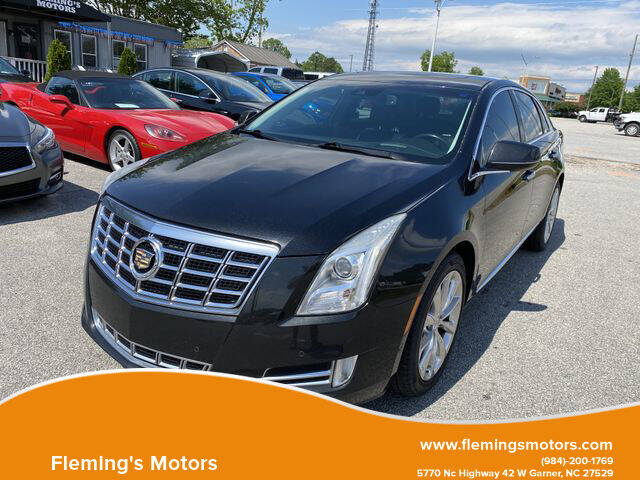 2013 Cadillac XTS for sale in Garner, NC