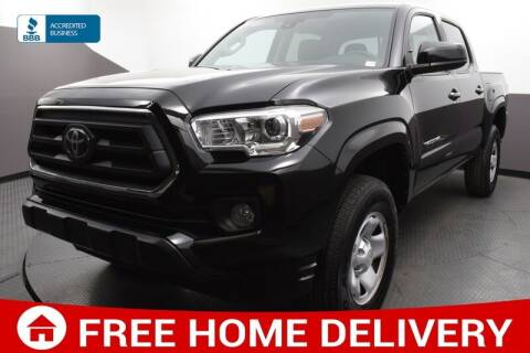 2020 Toyota Tacoma for sale at Florida Fine Cars - West Palm Beach in West Palm Beach FL