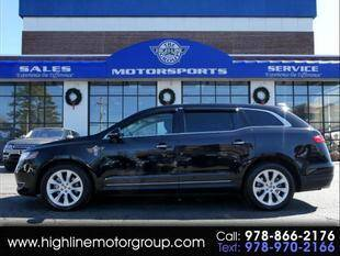 2019 Lincoln MKT for sale at Highline Group Motorsports in Lowell MA