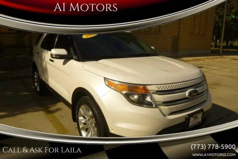 2012 Ford Explorer for sale at A1 Motors Inc in Chicago IL