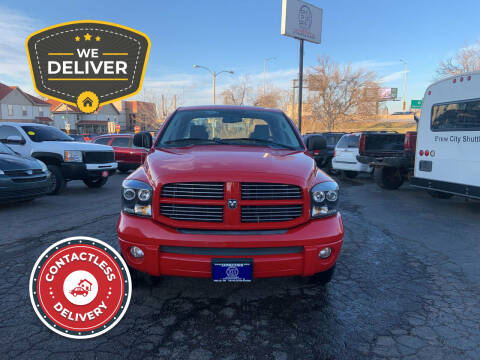 2006 Dodge Ram Pickup 1500 for sale at E H Motors LLC in Milwaukee WI