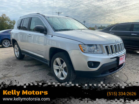 2011 Jeep Compass for sale at Kelly Motors in Johnston IA