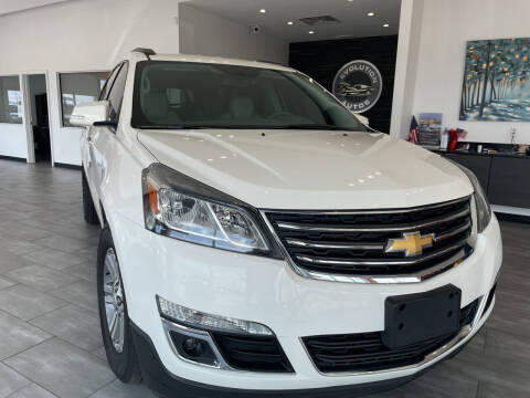2015 Chevrolet Traverse for sale at Evolution Autos in Whiteland IN