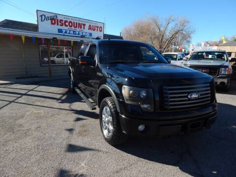 2011 Ford F-150 for sale at Dave's discount auto sales Inc in Clearfield UT