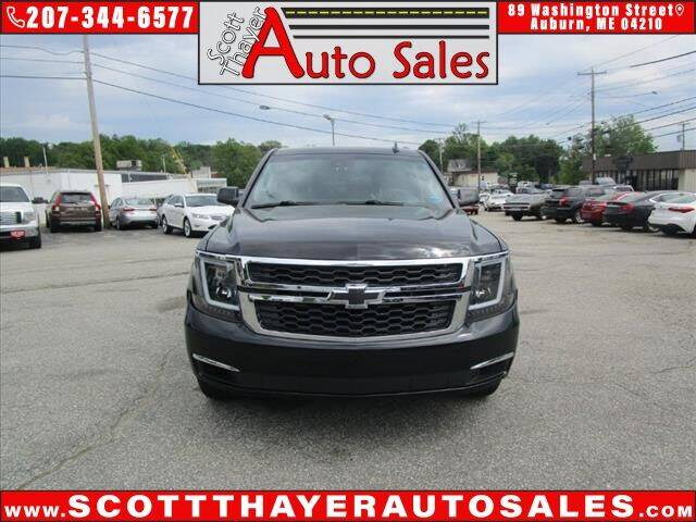 2016 Chevrolet Tahoe for sale in Auburn, ME
