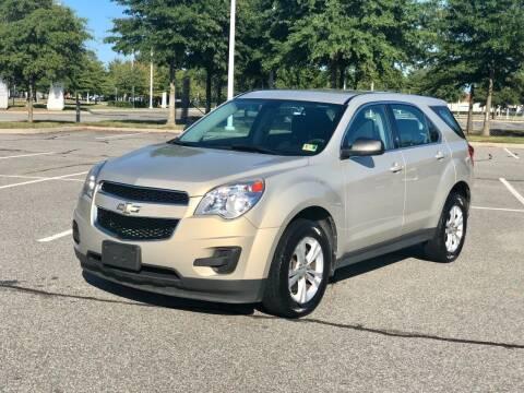 2010 Chevrolet Equinox for sale at Supreme Auto Sales in Chesapeake VA