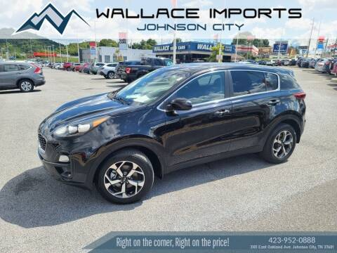 2020 Kia Sportage for sale at WALLACE IMPORTS OF JOHNSON CITY in Johnson City TN