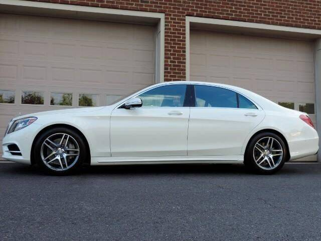 2015 Mercedes-Benz S-Class for sale at You Win Auto in Metro MN