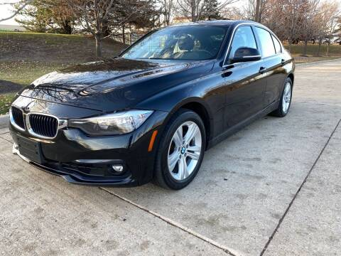 2017 BMW 3 Series for sale at Western Star Auto Sales in Chicago IL