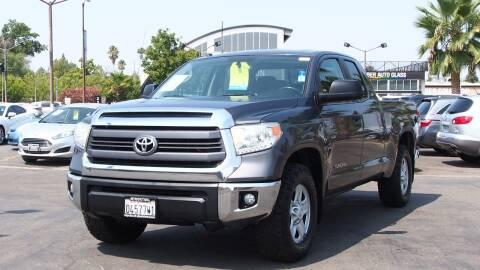 2015 Toyota Tundra for sale at Okaidi Auto Sales in Sacramento CA