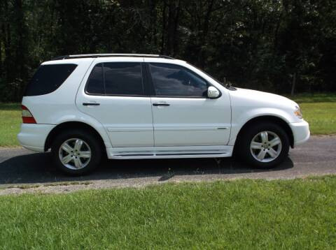 2005 Mercedes-Benz M-Class for sale at Smith Auto Finance LLC in Grand Saline TX