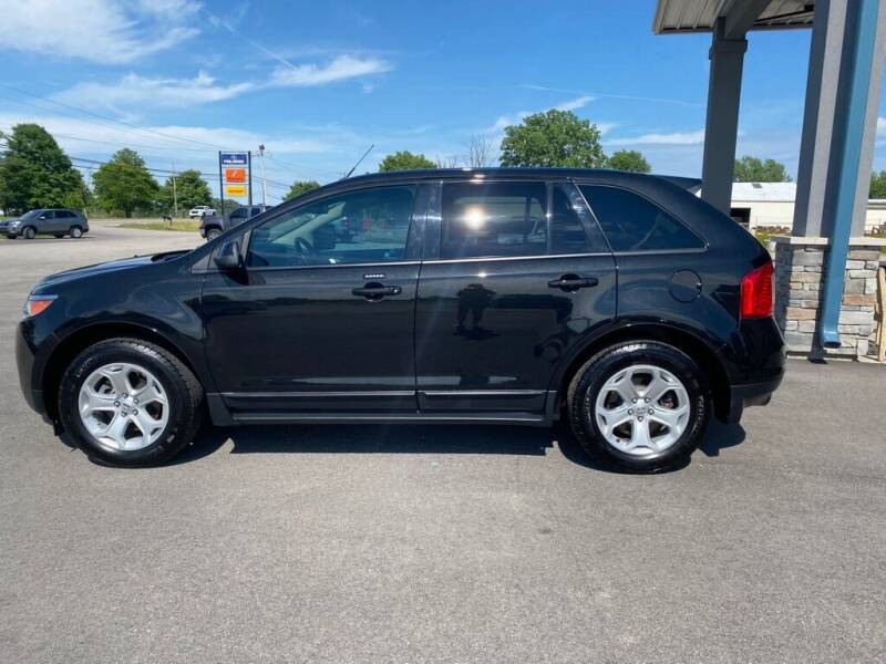 2013 Ford Edge for sale at Wildfire Motors in Richmond IN