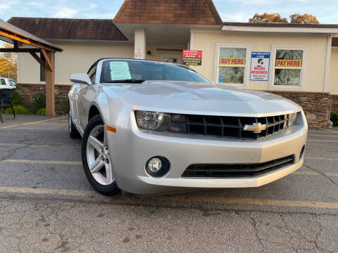 2012 Chevrolet Camaro for sale at Hola Auto Sales Doraville in Doraville GA