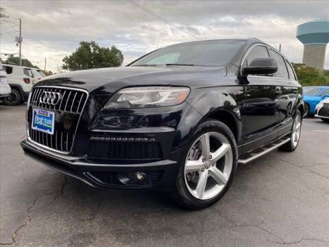 2012 Audi Q7 for sale at iDeal Auto in Raleigh NC
