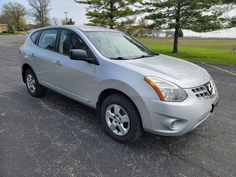 2012 Nissan Rogue for sale at Tremont Car Connection in Tremont IL