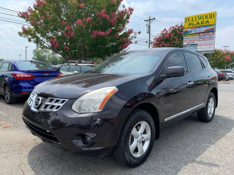 2013 Nissan Rogue for sale at 5 Star Auto in Matthews NC