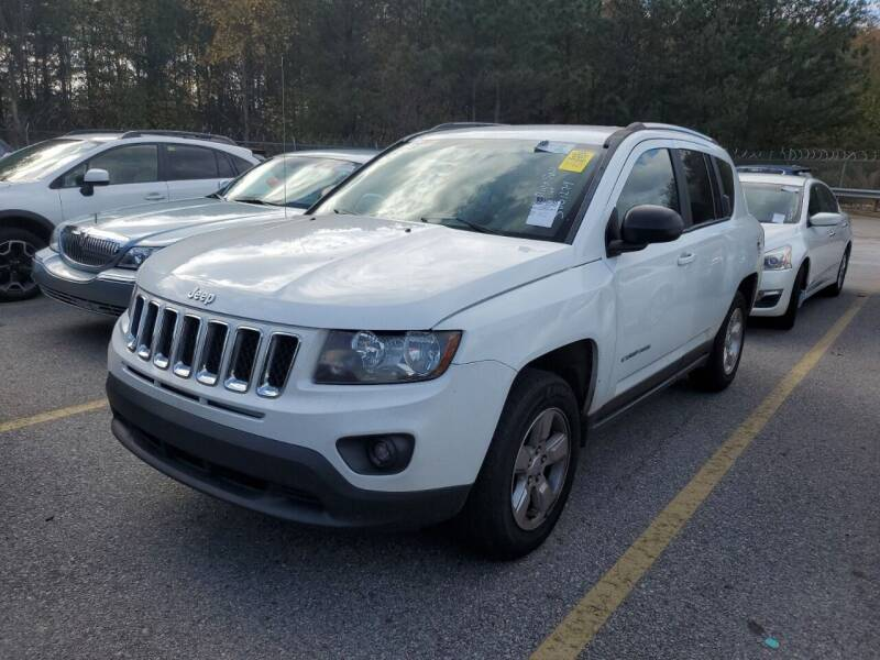 2015 Jeep Compass for sale at Matthew's Stop & Look Auto Sales in Detroit MI
