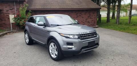 2014 Land Rover Range Rover Evoque Coupe for sale at Elite Auto Sales in Herrin IL