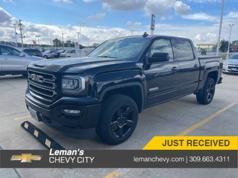 2018 GMC Sierra 1500 for sale at Leman's Chevy City in Bloomington IL