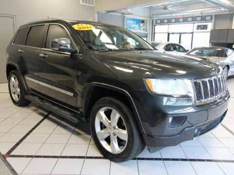 2011 Jeep Grand Cherokee for sale at Crossroads Car & Truck in Milford OH
