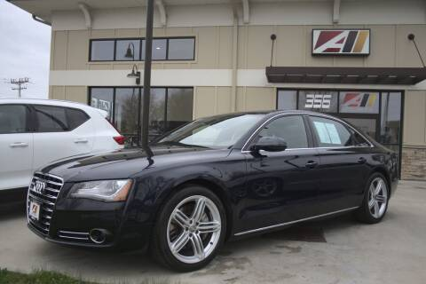 2013 Audi A8 L for sale at Auto Assets in Powell OH