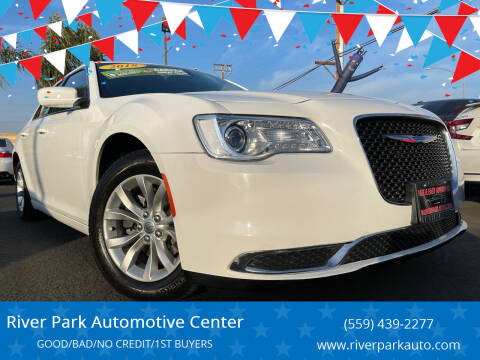 2018 Chrysler 300 for sale at River Park Automotive Center in Fresno CA