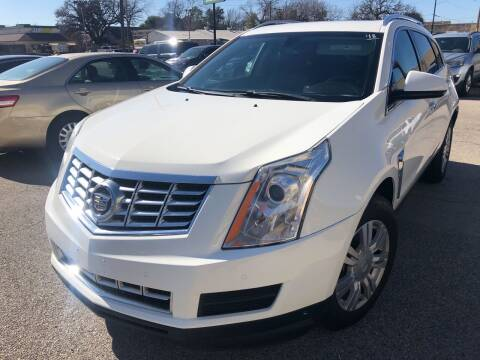 2016 Cadillac SRX for sale at Auto Access in Irving TX