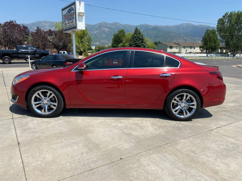 2014 Buick Regal for sale at Haacke Motors in Layton UT