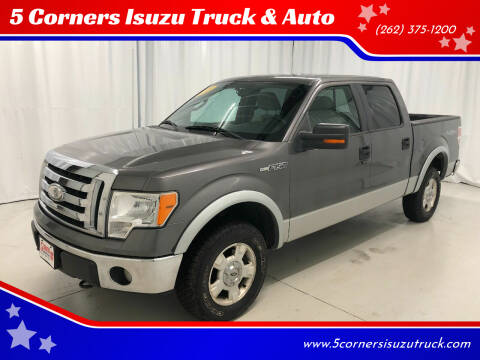 2009 Ford F-150 for sale at 5 Corners Isuzu Truck & Auto in Cedarburg WI