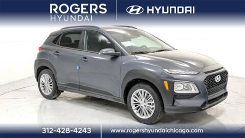 2021 Hyundai Kona for sale at ROGERS  AUTO  GROUP in Chicago IL