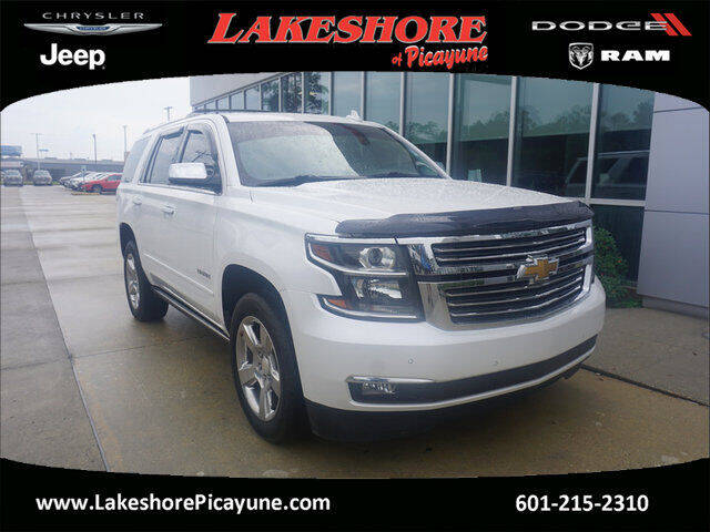 2018 Chevrolet Tahoe for sale in Picayune, MS