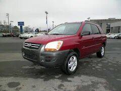 2008 Kia Sportage for sale at Paniagua Auto Mall in Dalton GA