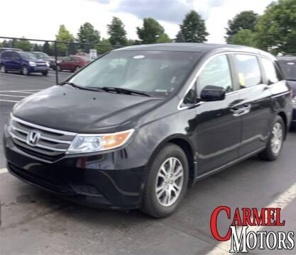 2011 Honda Odyssey for sale at Carmel Motors in Indianapolis IN