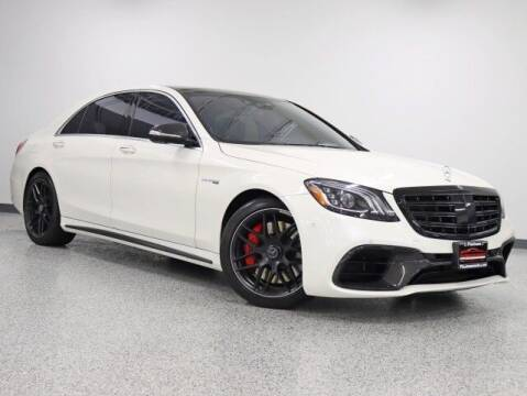 2020 Mercedes-Benz S-Class for sale at Vanderhall of Hickory Hills in Hickory Hills IL