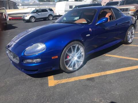 2006 Maserati GranSport for sale at DPM Motorcars in Albuquerque NM