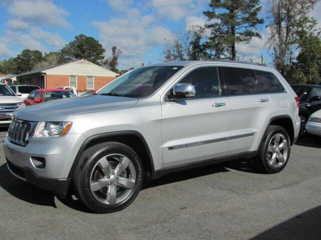 2013 Jeep Grand Cherokee for sale at Pure 1 Auto in New Bern NC