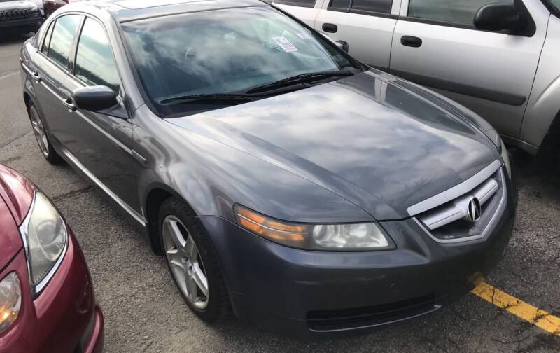 2004 Acura TL for sale at Trocci's Auto Sales in West Pittsburg PA