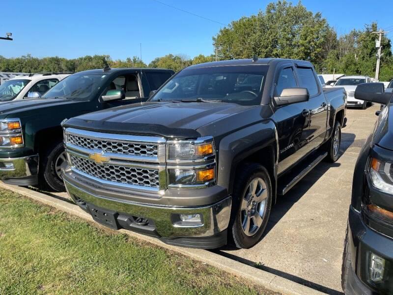 2014 Chevrolet Silverado 1500 for sale at Greg's Auto Sales in Poplar Bluff MO