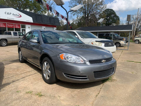 2006 Chevrolet Impala for sale at C & P Autos, Inc. in Ruston LA