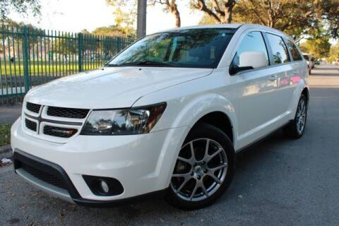2018 Dodge Journey for sale at OCEAN AUTO SALES in Miami FL