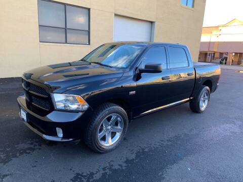2014 RAM Ram Pickup 1500 for sale at Crazy Cars Auto Sale in Jersey City NJ