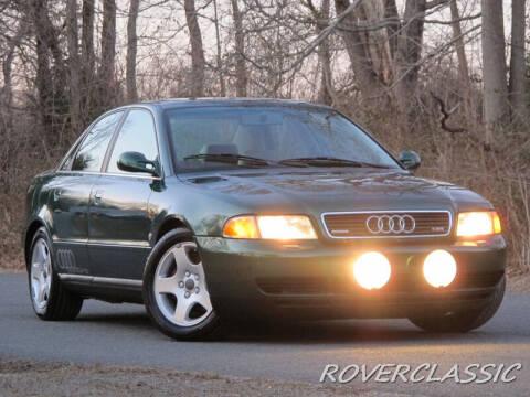 1997 Audi A4 for sale at Isuzu Classic in Cream Ridge NJ