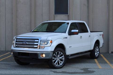 2013 Ford F-150 for sale at Four Seasons Motor Group in Swampscott MA