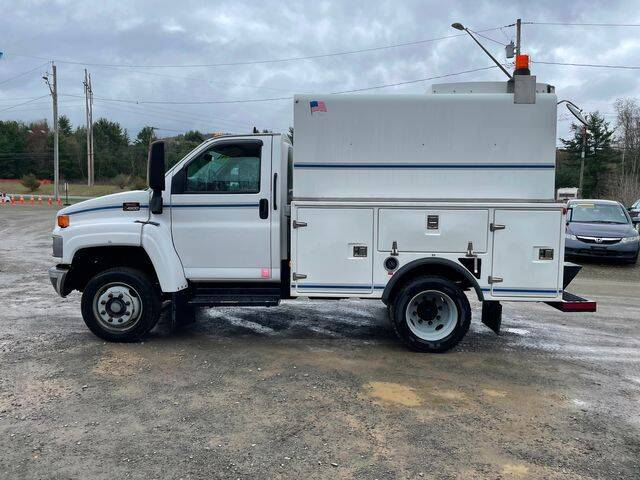 2007 GMC C4500 for sale at Upstate Auto Sales Inc. in Pittstown NY