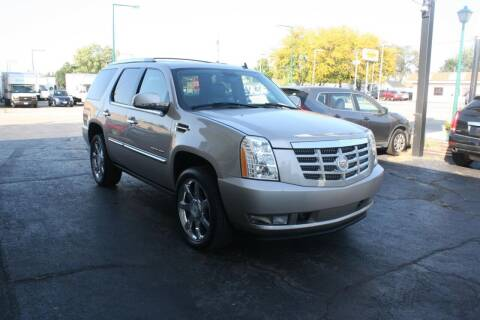 2007 Cadillac Escalade for sale at Stateline Auto Sales in South Beloit IL