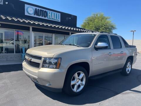 2007 Chevrolet Avalanche for sale at Auto Hall in Chandler AZ