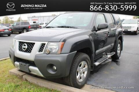 2011 Nissan Xterra for sale at Bening Mazda in Cape Girardeau MO