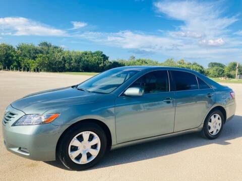 2007 Toyota Camry for sale at 707 Truck Sales in San Antonio TX