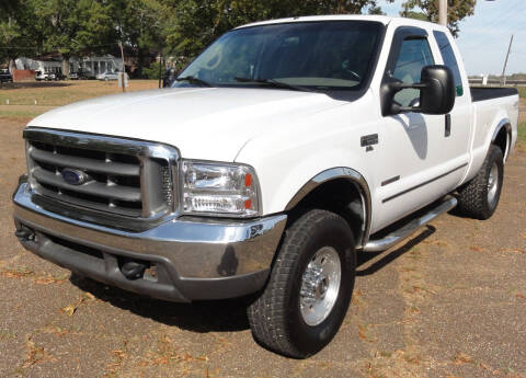 2000 Ford F-250 Super Duty for sale at JACKSON LEASE SALES & RENTALS in Jackson MS